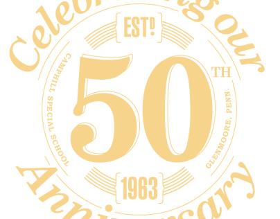 Seal Design for Camphill's 50th Anniversary