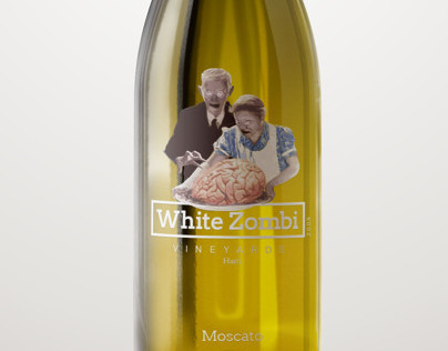 White Zombi - Seasonal Packaging