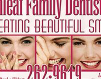 Greenleaf Family Dentistry Billboard