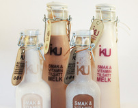 Iku Milk Bottles