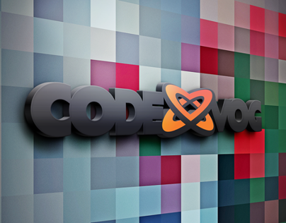 Logo design for Codevog