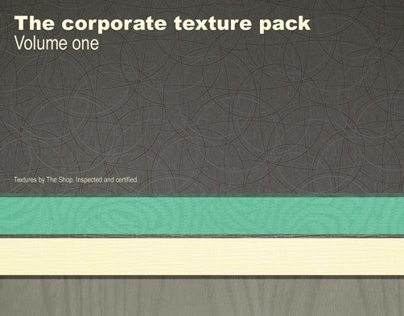 The corporate texture pack
