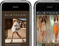 RUNWAY APP VISUAL DESIGN