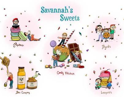 SAVANNAHS SWEETS