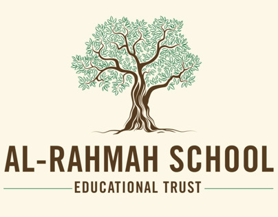 Al-Rahmah School Educational Trust Branding Solution