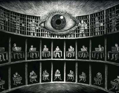 Rhizomatika: Fine Art & Illustration by Michael Ulrich
