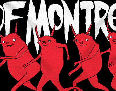 "OF MONTREAL ""Devils Shirt"""