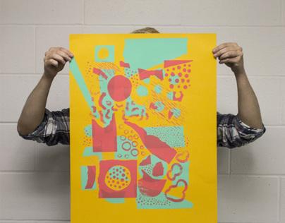 Screen Printing Experimentations