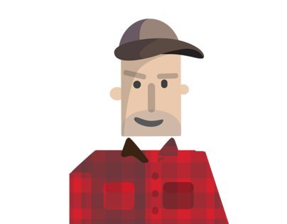 Persona illustration
