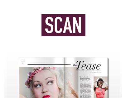 SCAN Magazine; Winter 2014