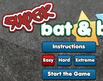 The Super Bat & Ball Game