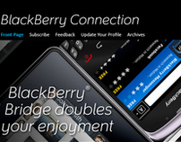 BlackBerry Connection Redesign