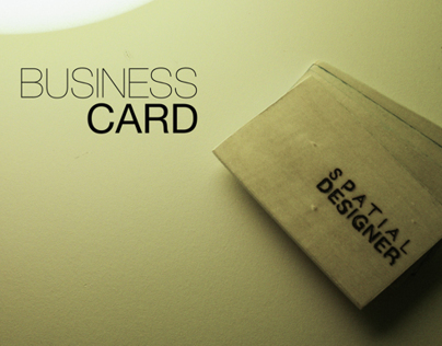 Test of Business Card #1
