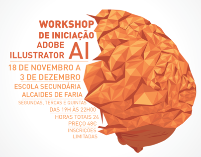Workshop ADOBE ILLUSTRATOR - ZOOM Cineclube de Barcelos