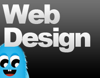 A selection of Web Design
