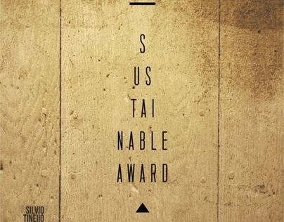 CAN /// Sustainable Award
