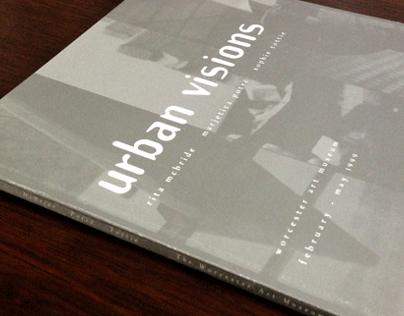 Museum Catalog, Graphic Design, Event Identity