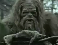 Jack Links Messin With Sasquatch Campaign