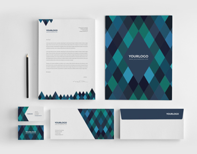 Diamonds Stationery Pack