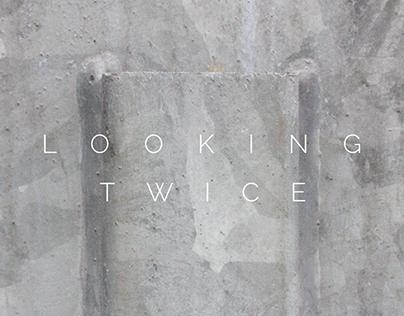 Looking Twice - Vernacular Typography Book