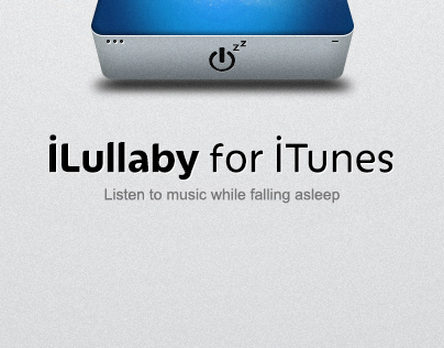 iLullaby for iTunes