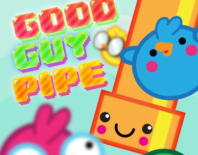 Good Guy Pipe - Free iOS game