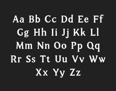 Cambridge Typeface