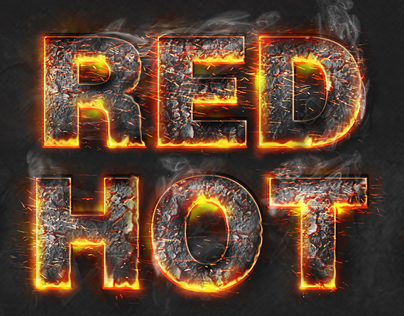 Red Hot Logo