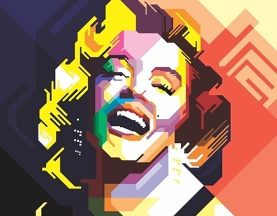 #12 POP ART POTRAIT