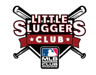 MLB Insiders Club Little Sluggers Logos