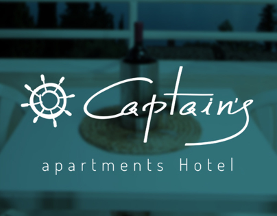 captain's apartments logotype