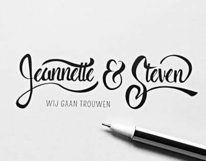 Jeannette & Steven