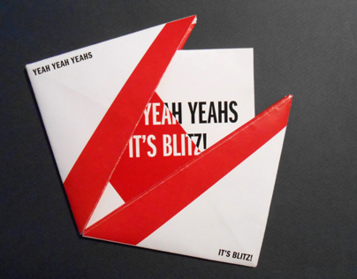 CD cover Yeah Yeah Yeahs