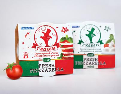 Goodwin Cheese. Packaging