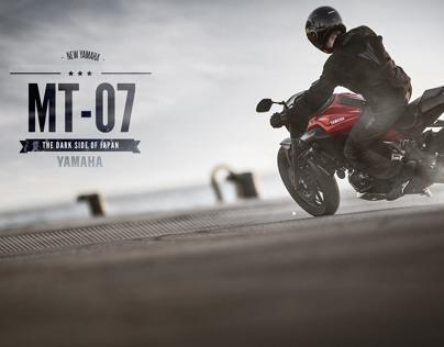 Yamaha MT_07
