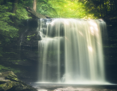 Ricketts Glen, 2013