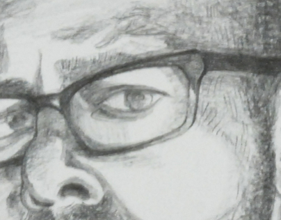 Drawings: Self Portraits