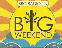 BBC Radio 1s Big Weekend Project