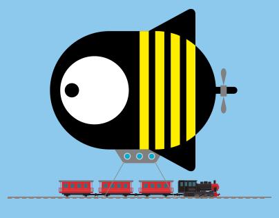 BeeVeryCreative — Animated Web Spot