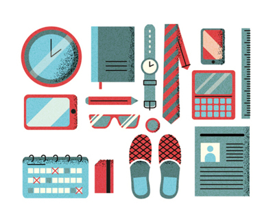 Harvard Business Review Illos 2012-2014