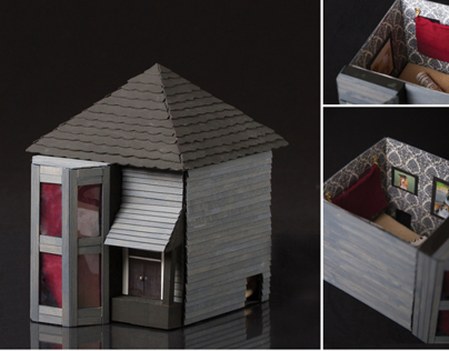 Collectible Thriller House