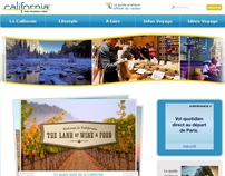California Travel & Tourism Website - France