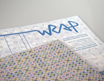 Wrap Magazine Spread