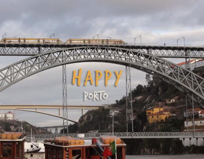 Happy Porto - Pharrell Williams 2014