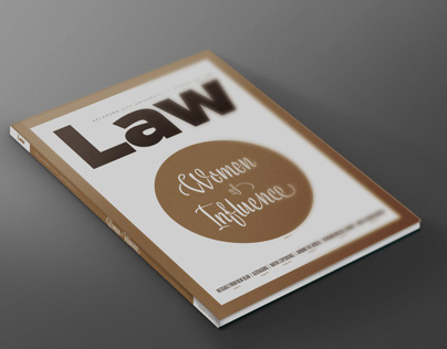 LAW Magazine: Women of Influence