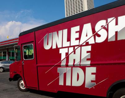 Nike Alabama Van: Unleash The Tide