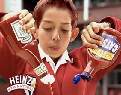 Ketchup Heinz Recess
