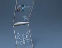 Glassy Glassy Mobile Phone Concept