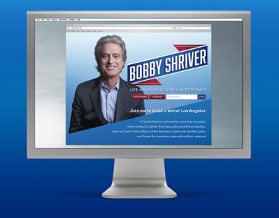 Bobby Shriver for Los Angeles County Supervisor