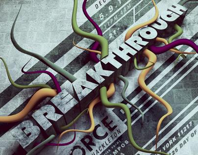 Breakthrough Poster